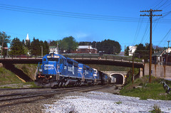 CON1431 (ex127so) Tags: cr gallitzin pa 1999 sd402