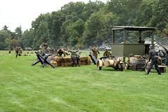 DSC_6594 (Mark Morello) Tags: collingsfoundation hudsonma battlefortheairfield encampment reenactment wwii worldwar2 german american british russian at6 pt17 texan stearman tanks german88 battle hudson massachusetts usa