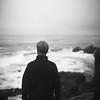 La mer sauvage  (the wild sea) (l'imagerie poétique) Tags: limageriepoétique poeticimagery bronicasqa 80mmf28 new55 r5monobath selfdeveloped kodaktrix400 mediumformat 6x6 vacances france bretagne côtesauvage quiberon