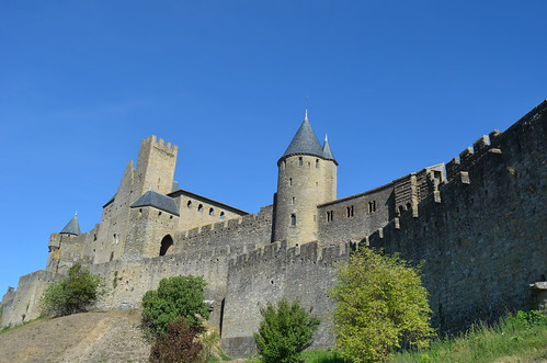 The mighty walls of Carcassonne IV
