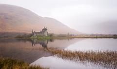 Kilchurn Castle (chrismarr82) Tags: nikon scotland castle kilchurn loch awe highlands reflection lee