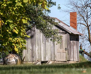 Old 0057 - Shed