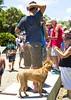 Dog Owner (LarryJay99 ) Tags: urban intercoastalwaterway urbanites lakeworth smallcity water strangers florida bryantpark palmbeachcounty candid fourthofjuly boatraces people unsuspecting flipflops flickr legs hairylegs butts barfuss backs mantags man men guys guy dude butt festival braghettoni