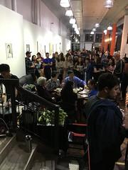 IMG_4912 (chashama, inc.) Tags: chashama 384broadway downtown lukecheng simonwu eatingbitterness paintings mixedmedia sculpture installation exhibit art artist visualart october2017 reception