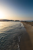 Early walk (Nicola Pezzoli) Tags: italy italia sardegna sardinia costa rei villasimius beach sea travel summer holiday europe cagliari muravera sand colors walk sunrise dawn waves girl horizon reflections sky glow