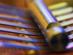Rhythm Of My Kalimba (PershinS) Tags: macromondays memberschoicemusicalinstruments