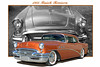 It's Special - 1955 Buick Special Riviera Coupe (Brad Harding Photography) Tags: 1955 55 buick special riviera coupe antique chrome restored restoration whitewalls vintage classic gmc generalmotorscorporation