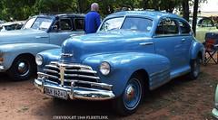 Chevrolet 1948 Fleetline.   10.17 (Basic Transporter) Tags: claasic car show south africa studebaker old chevrolet fleetline
