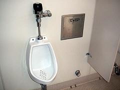 Upper Tramway Station (Ron of the Desert) Tags: urinal mensroom restroom palmsprings tram palmspringsaerialtramway california coachellavalle mtsanjacinto