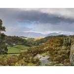 View from Tiberthwaite. Lake District National Park thumbnail