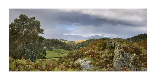View from Tiberthwaite. Lake District National Park image