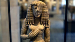 """Lady of Auxerre,"" c. 640 - 630 B.C.E."