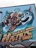 Nychos / Bergen - 8 sep 2017 (Ferdinand 'Ferre' Feys) Tags: bergen norge norway streetart artdelarue graffitiart graffiti graff urbanart urbanarte arteurbano ferdinandfeys nychos