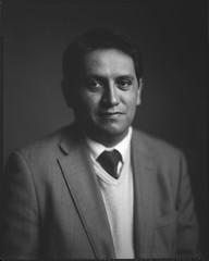Osvaldo Campos (Fotógrafo - Comunicador Audiovisual) Tags: largeformat large format 4x5 film xray fujifilm medical portrait retrato speedgraphic speed graphic kodak aeroektar aero ektar hru