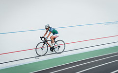 Follow the lines (Andrey Baydak) Tags: bike bicycle cyclocross stevens stelvio stevensbikes cycling велотрек velodrome runningtrack 50mm bokeh dof lines