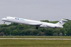 LZ-ADV / ALK Airlines / McDonnell Douglas MD-82 (Charles Cunliffe) Tags: canon7dmkii aviation manchesterairport egcc man alkairlines vbb mcdonnelldouglasmd82 md82 lzadv