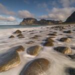 'Silky Seas at Uttakleiv' - Lofoten, Norway thumbnail