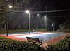 China 2017. Wuhan. Tennis playground at night. (Margnac) Tags: margnac jeanpaul china chine wuhan residence tenniscourt nuit night deserted