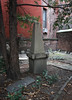 The Second Cemetery of Congregation Shearith Israel - The Spanish and Portuguese Synagogue (ktmqi) Tags: newbowerycemetery thesecondcemetery congregationshearithisrael thespanishandportuguesesynagogue newyorkcity greenwichvillage burial monument grave wall 11thstreet