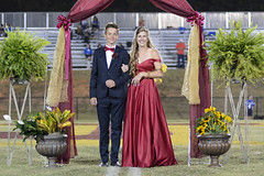 Homecoming court (AppStateJay) Tags: nikon d7100 tjca thomasjeffersonclassicalacademy gryphons 2017 homecoming court clubs football season