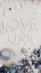 (staceygallagher2) Tags: drawing wellbeing positive mentalhealth peace happiness happy photography rocks sand sandart design scenic nature ireland sea beach art love life lovelife