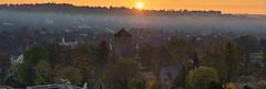 Sunrise in Villingen (Felix Meyer Photo) Tags: villingen villingenschwenningen city stadt altstadt monring sunrise sonnenaufgang schwarzwald black forest