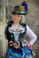 Asylum Steampunk Festival 2017 (Gordon.A) Tags: lincolnshire lincoln castle lincolncastle asylum theasylum convivial lincolnasylum lincolnasylumsteampunk asylumsteampunk asylumsteampunkfestival lincolnasylumsteampunkfestival festival festiwal festivaali festivalen wyl festspiele steampunk steampunkstyle steampunkclothes steampunkfashion steampunklifestyle victorian neovictorian alternative cosplay costume creative culture lifestyle lady woman people peoplewatching event eventphotography amateur streetphotography streetportrait colourportrait colourstreetportrait portrait portraitphotography naturallight naturallightportrait day daylight outside outdoor outdoorphotography town city urban urbanphotography canon eos canoneos750d sigma
