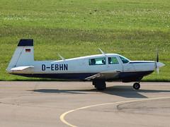 D-EBHN Mooney M20K (johnyates2011) Tags: friedrichshafen aerofriedrichshafen debhn mooney mooneym20