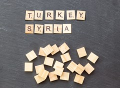 Turkey shells Syria's northern Idlib province (marcoverch) Tags: noperson keineperson text business geschäft paper papier sign schild desktop education bildung display anzeigen cube würfel finance finanzen achievement leistung texture textur symbol alphabet conceptual konzeptionell shape gestalten abstract abstrakt accomplishment money geld illustration berlin newyork lego fuji cathedral macromondays olympus la duck eos