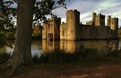 Bodiam Castle, Sussex (Westhamwolf) Tags: bodiam castle sussex england hd 1066