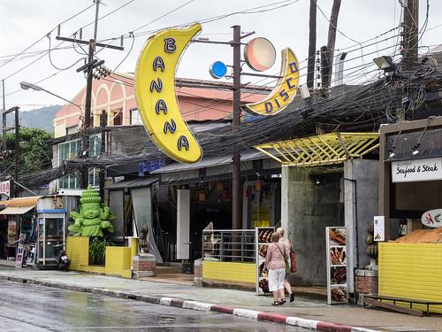 Banana Disco, Patong Beach, Phuket, Tailandia