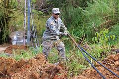 Puerto Rico and South Carolina National Guard