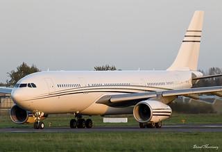 Mid East Jet A330-200 ACJ VP-CAC