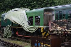 D697 Northamptonshire Ironstone Railway 100917 (Dan86401) Tags: d697 hudswellclarke 040 040dm dieselmechanical shunter nirt northamptonshireironstonerailwaytrust