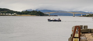 Kyle of Lochalsh and Skye Bridge