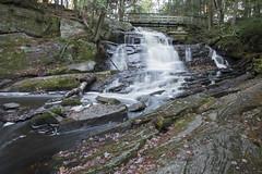 Waterfalls (twohamstersca) Tags: waterfalls muskoka canada ontario fall autumn canon5d