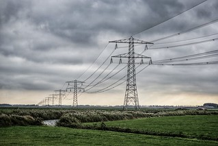 Transmission tower Landscape