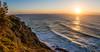 Sunrise Panorama (Spark-Photo) Tags: sunrise lighthouse capebyron