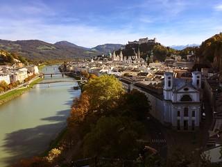 Salzburg in October