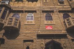 Rajasthan - Jaisalmer - building-2
