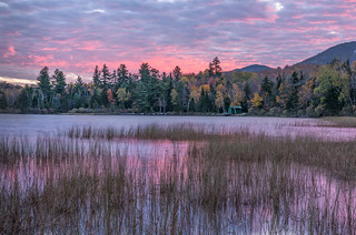 Connery Pond Dawn