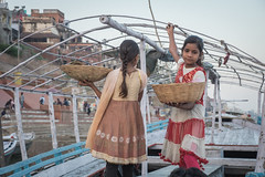 Varanasi - Ganges River - boat-2