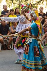 La India (Frankness2008) Tags: 2470mm 7d aragon callejera canon colorido eos españa festival folklorico gente huesca jaca personas sigma zoom