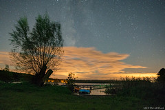 After season (Piotr Potepa) Tags: milkyway night nightscapes sky landscape stars mountain lake poland sony piotr potepa