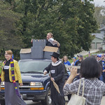 "<b>Homecoming Parade</b><br/> Saturday morning the Homecoming Parade commenced. The parade was put on by SAC, Student Activities Council. Photo Taken By: McKendra Heinke Date Taken: 10/7/17<a href=""http://farm5.static.flickr.com/4484/37724136602_974144d057_o.jpg"" title=""High res"">∝</a>"