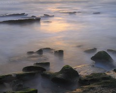 _MG_0236 5x4 15 sec f13 w (grilee3) Tags: marineland florida beach surf dawn sunrise coquina long exposure rock algae