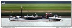 Sander (Morthole) Tags: slitscan ship boat schip boot barge binnenvaart schiff rheinschiff sander passagiersschip passagiersboot passengersboat passengersship passagierschiff naviresãpassagers