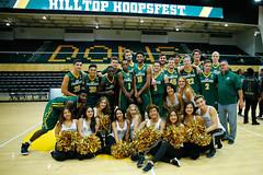 USF_Basketball_Hoopsfest_2017_6 (donsathletics) Tags: usf dons ncaa san francisco basketball hoopsfest college wcc hoops spirit squad cheer