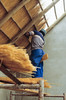 thatching 001 (francois f swanepoel) Tags: architechture argitektuur dekriet grasdak grass roof slidefilm slidescans thatchroof thatching trusses