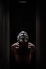 The Journey - Oxygen (Oscar Skoll) Tags: ansiedad anxiety depresion depression air respirar respiracion breath oxygen oxígeno preso prisoned dark light plastic face